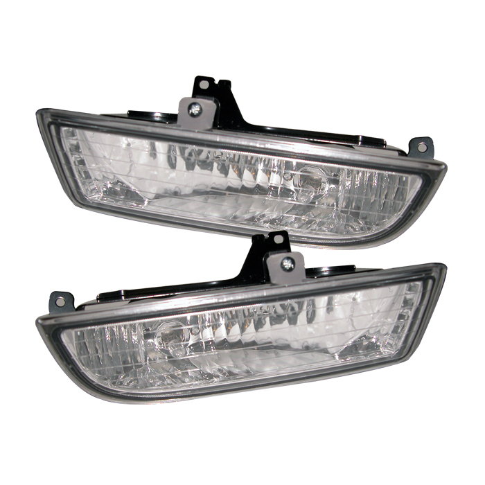 Honda Prelude 1997-2002  Clear Fog Lights