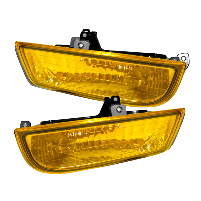 Honda Prelude 1997-2002  Yellow Fog Lights