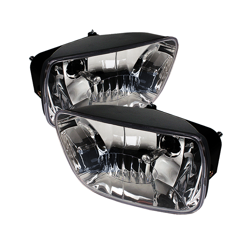 Chevrolet Trailblazer 2002-2006  Clear Fog Lights  - (no Switch)