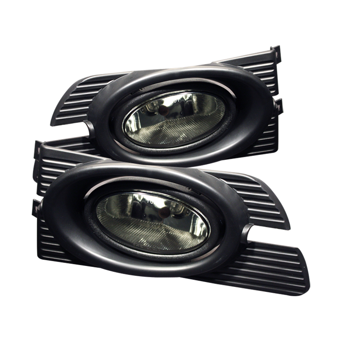 Honda Accord 2001-2002 4dr Smoke Fog Lights
