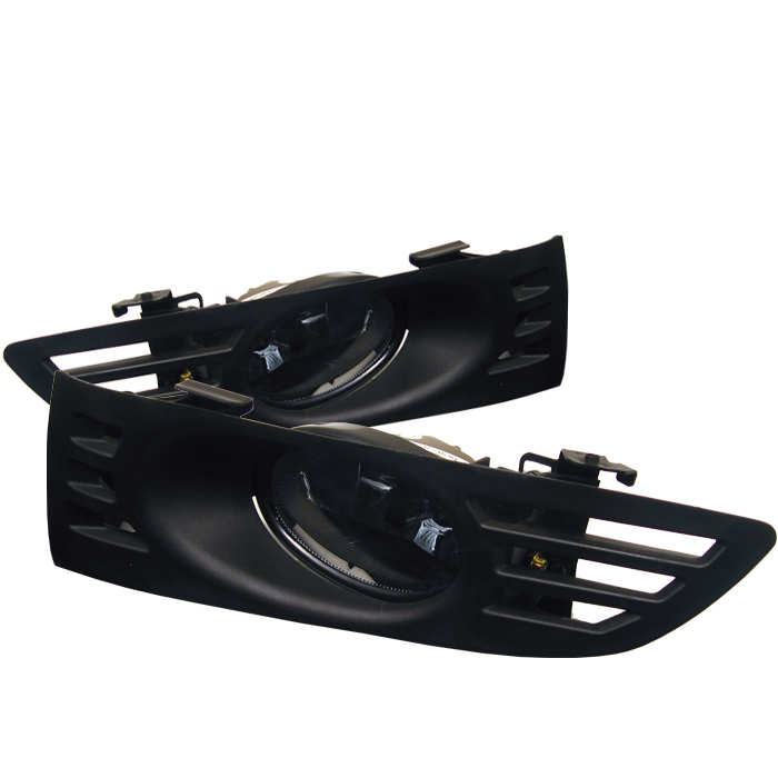 Honda Accord 2003-2005 2dr Smoke Fog Lights