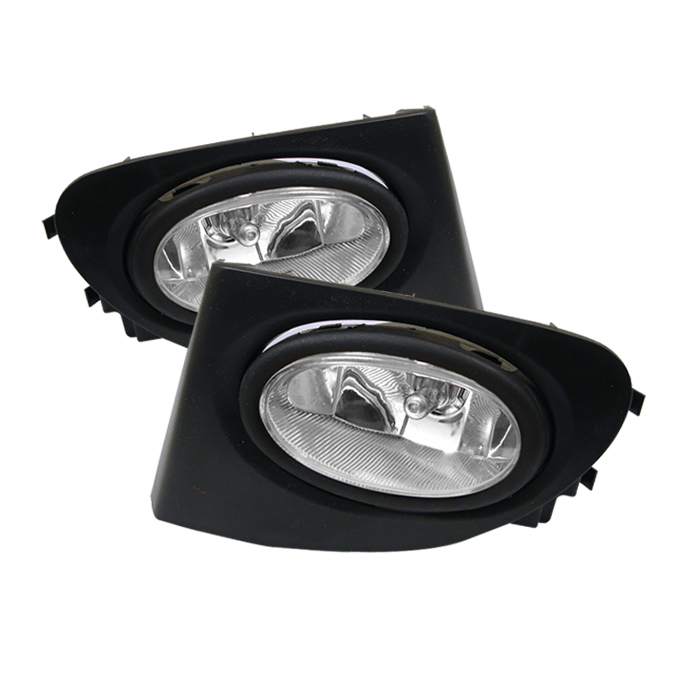 Honda Civic 2003-2005 Si 3dr Clear Fog Lights