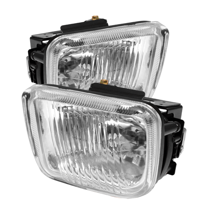 Honda Civic 1996-1998  Clear Fog Lights