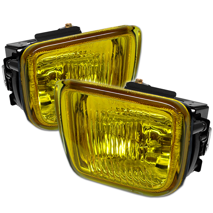 Honda Civic 1996-1998  Yellow Fog Lights