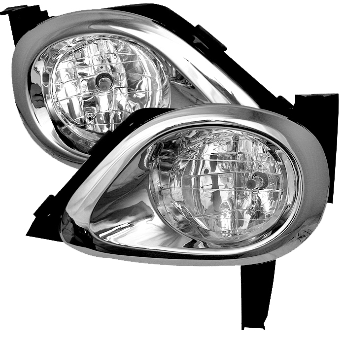 Honda Crv 2005-2006  Clear Fog Lights