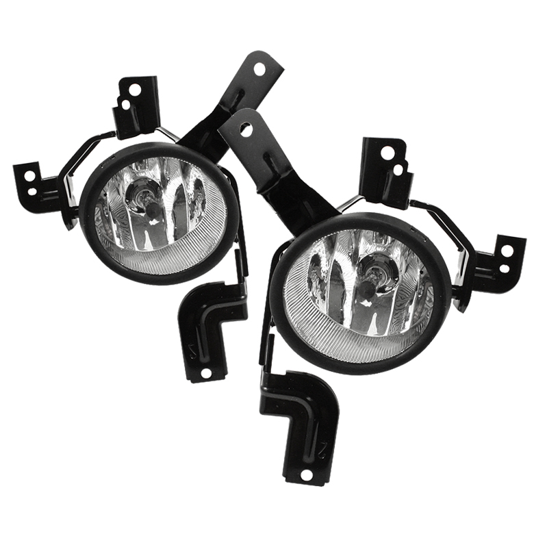 Honda Crv 2007-2009  Clear Fog Lights