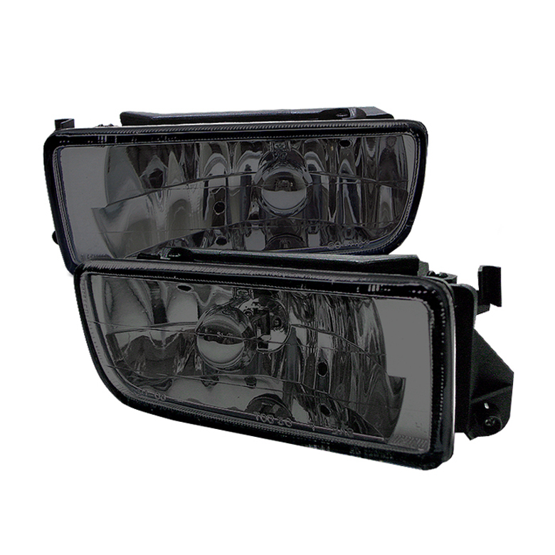 Bmw 3 Series 1992-1998  Clear Fog Lights  - (no Switch)