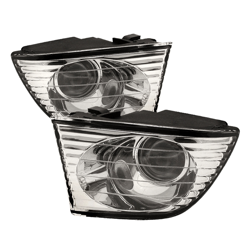 Lexus Is300 2001-2005  Clear Fog Lights  - (no Switch)