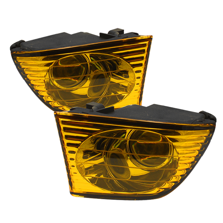 Lexus Is300 2001-2005  Yellow Fog Lights  - (no Switch)