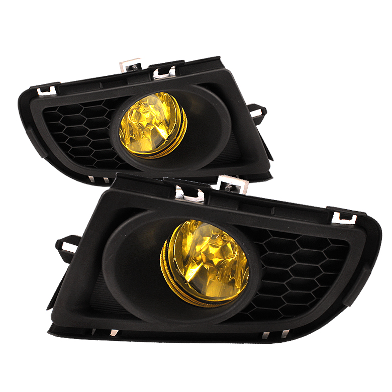 Mazda Mazda 6 2007-2008  Yellow Fog Lights