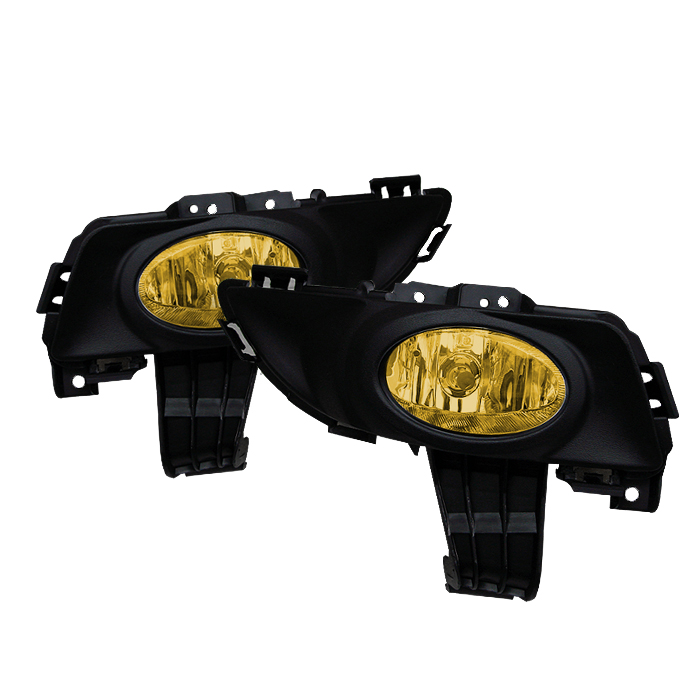Mazda Mazda 3 2003-2005  Yellow Fog Lights