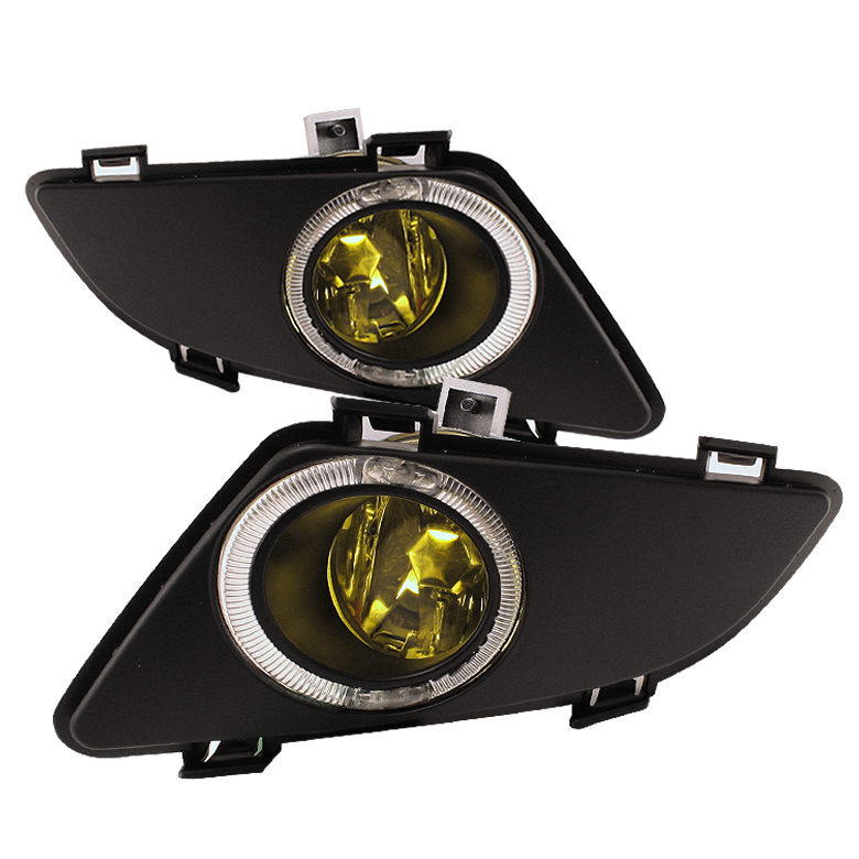 Mazda Mazda 6 2003-2006  Yellow Fog Lights