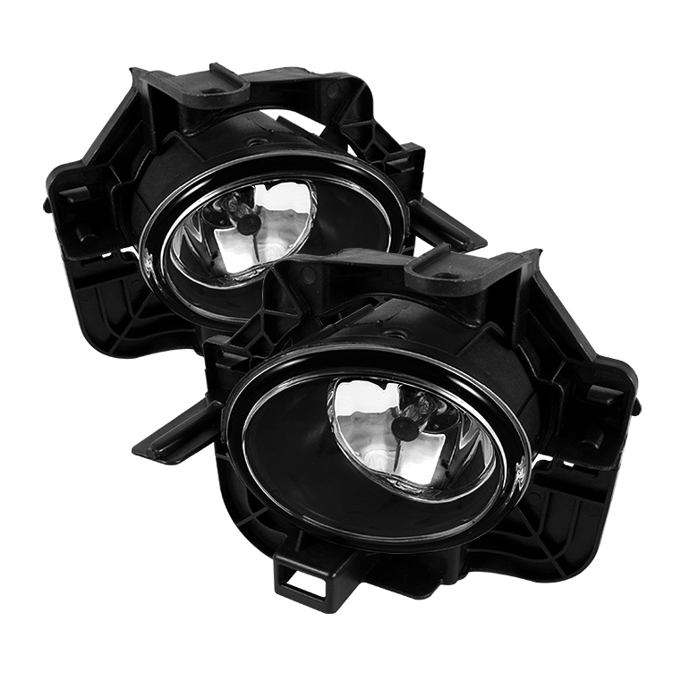 Nissan Altima 2007-2009 4dr Clear Fog Lights