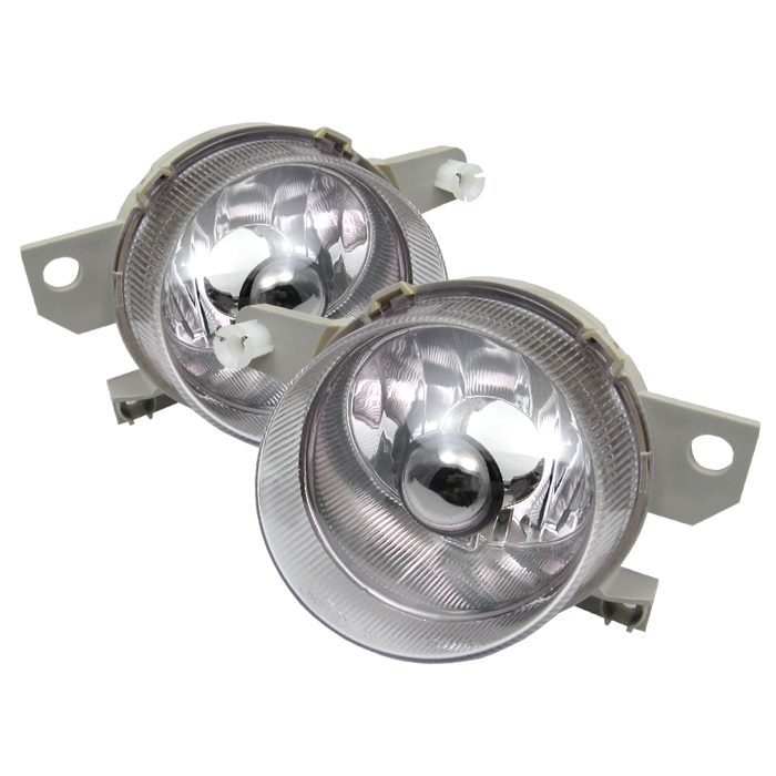 Honda Del Sol 1993-1995  Clear Fog Lights  - (no Switch)