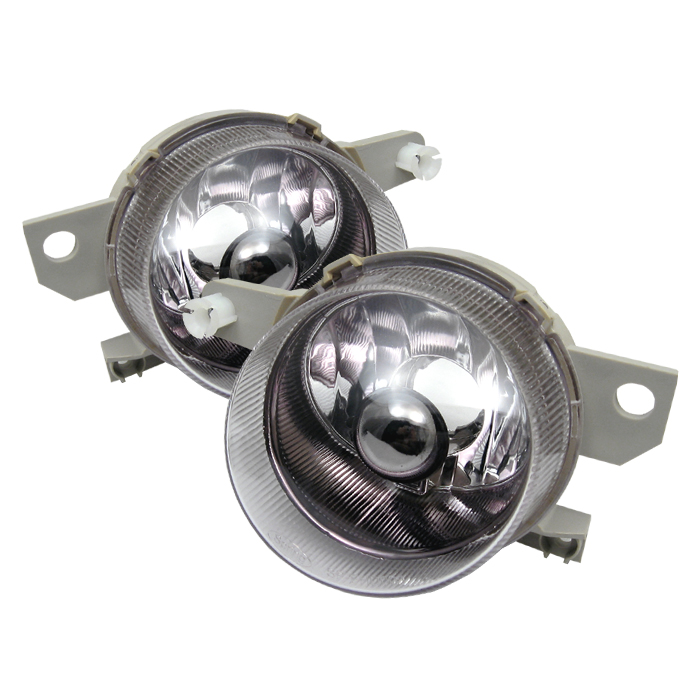 Honda Del Sol 1993-1995  Titanium Fog Lights  - (no Switch)