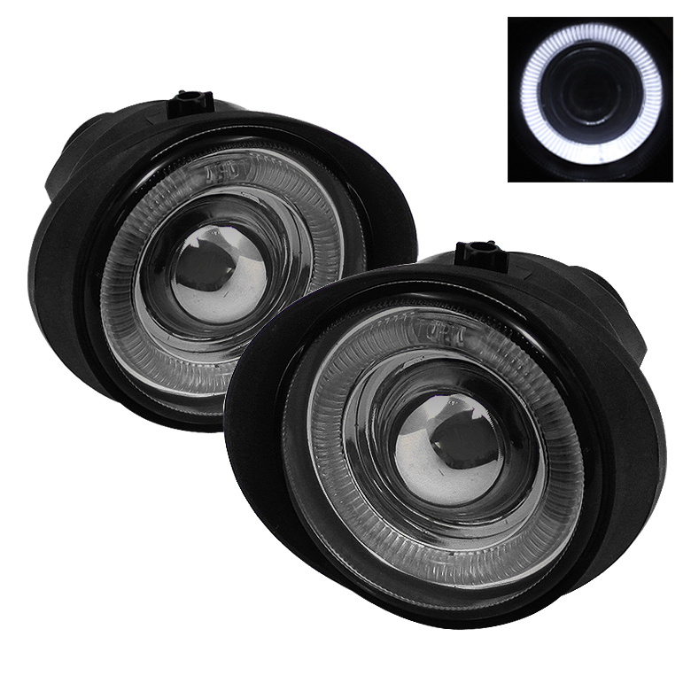 Nissan Murano 2003-2005  Smoke Halo Projector Fog Lights
