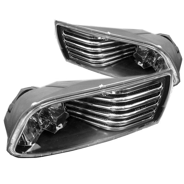Scion Tc 2004-2007  Clear Fog Lights