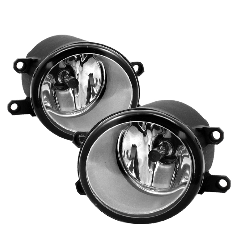 Toyota Camry 2010-2011  Clear Fog Lights
