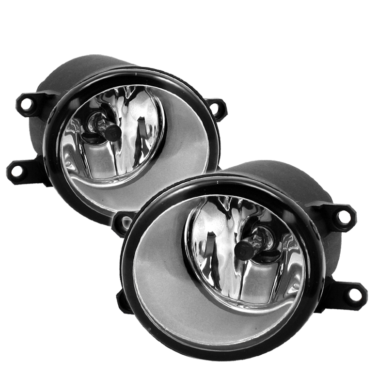 Toyota Rav4 2009-2010  Clear Fog Lights