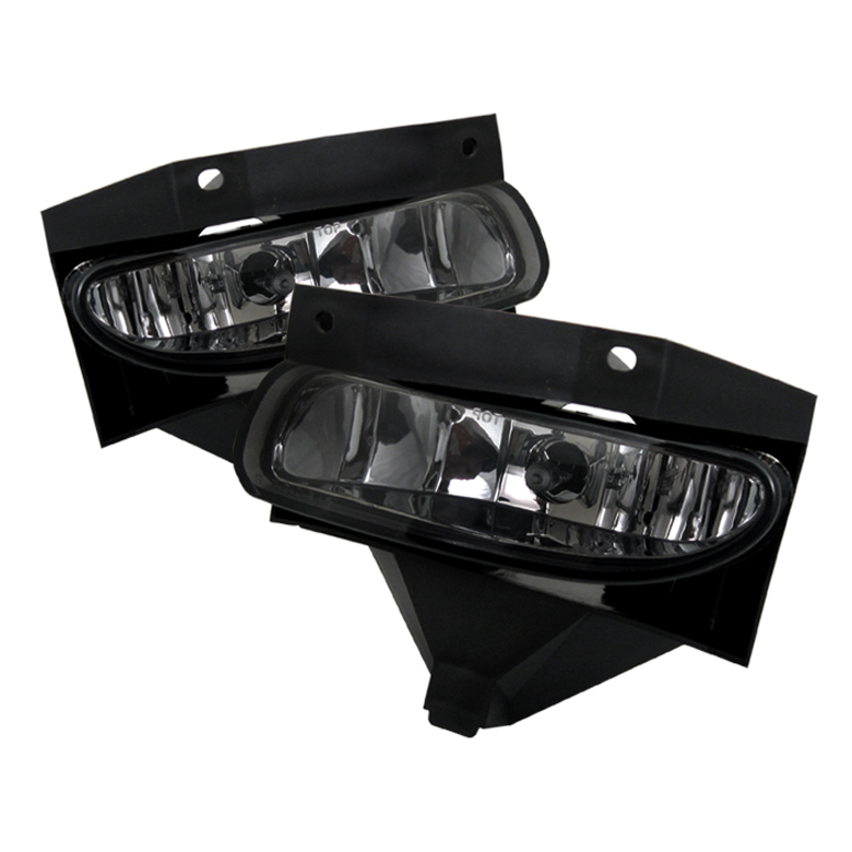 Ford Mustang 1999-2004  Smoke Fog Lights  - (no Switch)