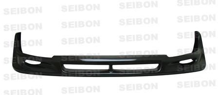 Subaru WRX STI 2006-2007 Cw Style Carbon Fiber Front Lip