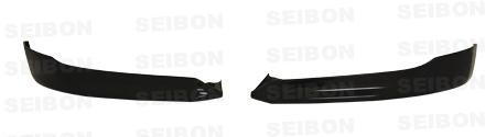 Bmw 3 Series E92 2007-2009 Tr Style Carbon Fiber Front Lip