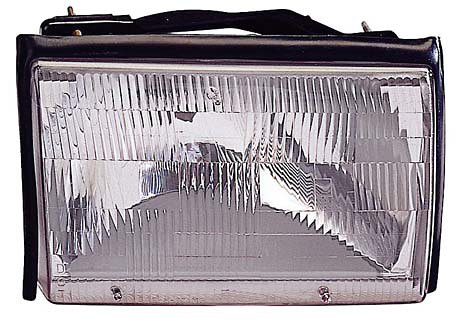 Ford Mustang 87-93 Driver Side Replacement Headlight