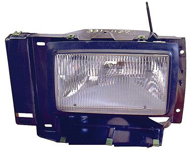 Ford Explorer 91-94 Driver Side Replacement Headlight