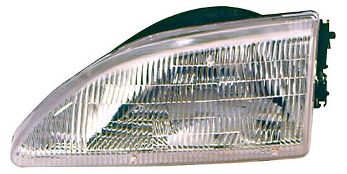 Ford Mustang 94-98 (NON Cobra) Driver Side Replacement Headlights