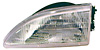 Ford Mustang 94-98 (NON Cobra) Passenger Side Replacement Headlights
