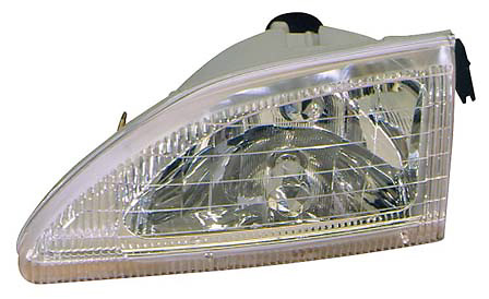 Ford Mustang Cobra 94-98 Passenger Side Replacement Headlight