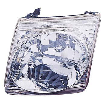 Ford Explorer Sport and Sport Trac 2001 Driver Side Replacement Headlight