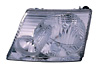 2002 Ford Explorer  Driver Side Replacement Headlight