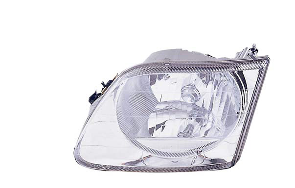 Ford F-150 Lightning 01-02 Passenger Side Replacement Headlight