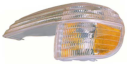 Mercury Mountaineer 1997 Driver Side Replacement Corner Light
