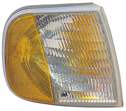 Ford F-150 and F-250 Light Duty 96-99 Driver Side Replacement Corner Light