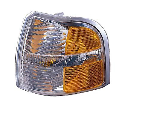 Ford Explorer 02-03 Driver Side Replacement Corner Light