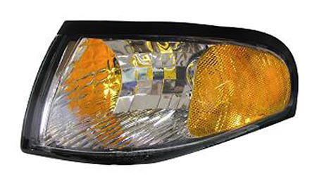 Ford Mustang 1994-1998 Amber Corner Lights