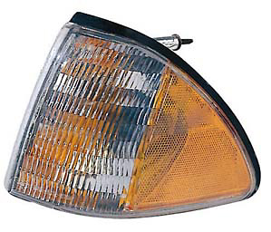 Ford Mustang 87-93 Driver Side Replacement Side Marker Light
