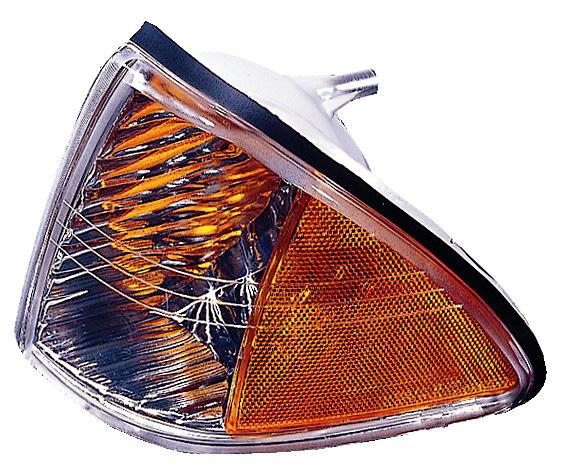 Ford Mustang 1987-1993 Amber Corner Lenses
