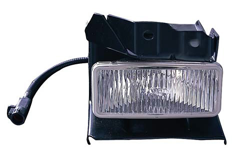 Ford Explorer (w/o Limited Package) 95-98 Driver Side Replacement Fog Light