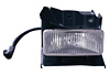 Mercury Mountaineer (w/o Limited Package) 1997 Driver Side Replacement Fog Light