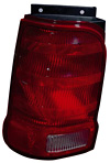 Ford Explorer Sport 2001 Driver Side Replacement Tail Light
