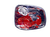 Ford F-150 Lightning 01-03 Driver Side Replacement Tail Light