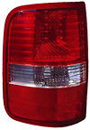 Ford F-150 Styleside 03-04 Driver Side Replacement Tail Light