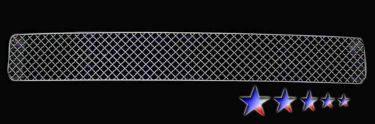 Ford Escape  2008-2012 Chrome Lower Bumper X Mesh Grille