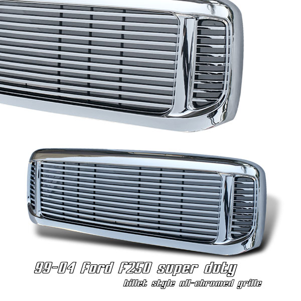 Ford Super Duty 1999-2004  Billet Style Front Grill