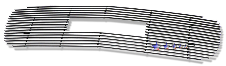 Gmc Yukon  2000-2006 Polished Main Upper Stainless Steel Billet Grille