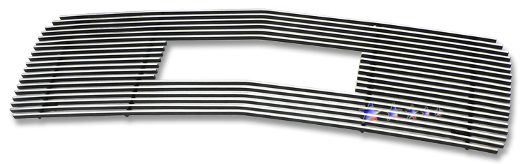Gmc Full Size Pickup  1994-1998 Polished Main Upper Stainless Steel Billet Grille
