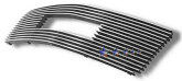 Gmc Safari  1995-2005 Polished Main Upper Aluminum Billet Grille